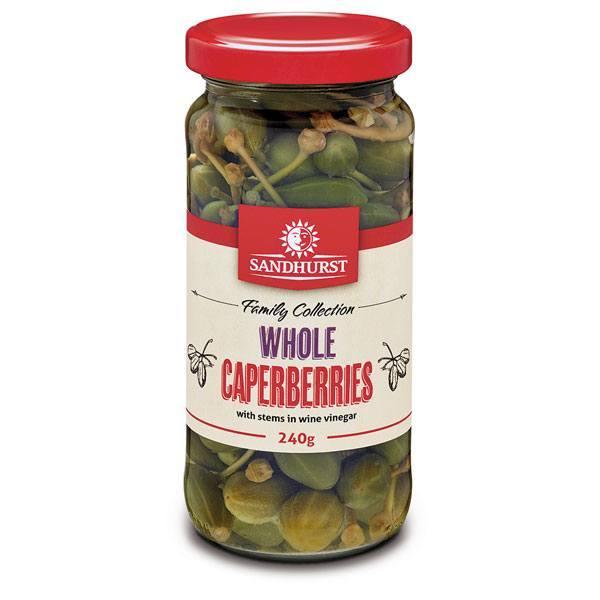 Caperberries-240g