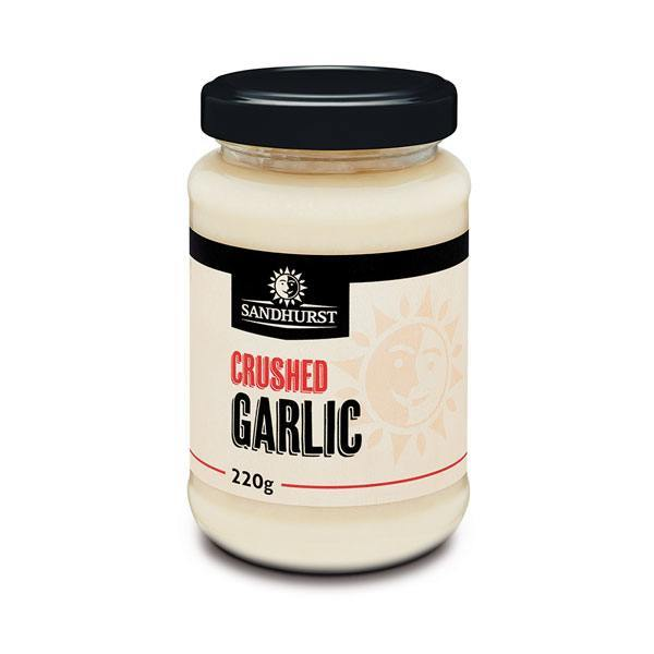 Crushed-Garlic-220g