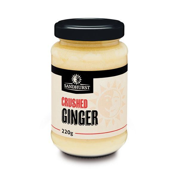 Crushed-Ginger-220g