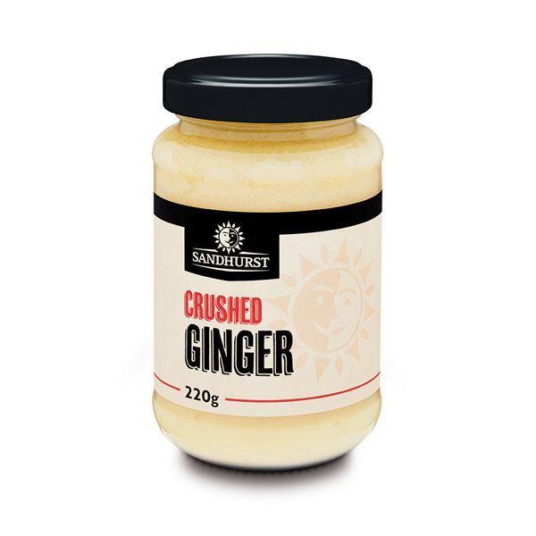 Crushed-Ginger-220g