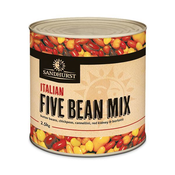 Italian-Five-Bean-Mix-2.5kg