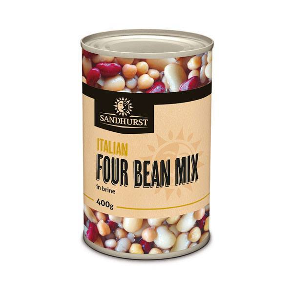 Italian-Four-Bean-Mix-400g