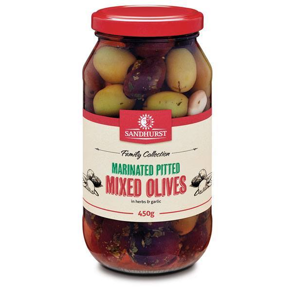 Marinated-Pitted-Mixed-Olives-500g
