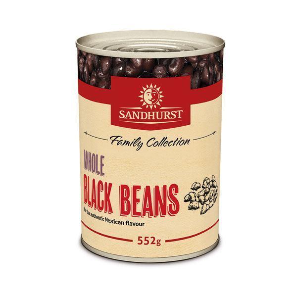 Whole-Black-Beans-400g