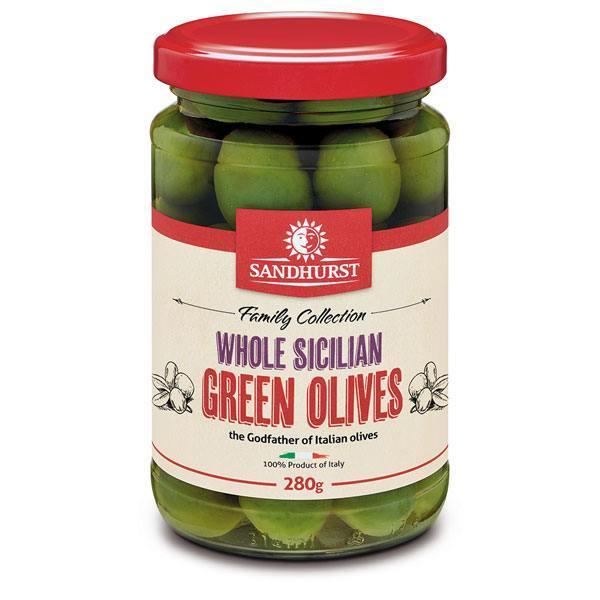 Whole-Sicilian-Green-Olives-280g