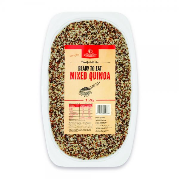 RTE Mixed Quinoa QUIN(RTETRIO2X12)