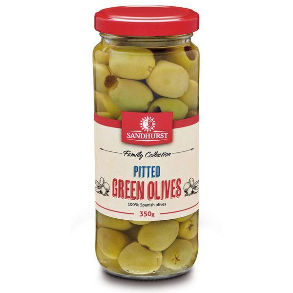 Pitted-Green-Olives-350g