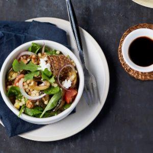 Warm Couscous Salad